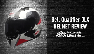 Bell Qualifier DLX Motorcycle Helmet Review