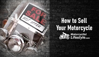 How to Sell Your Motorcycle