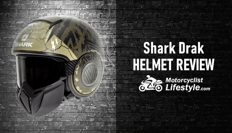 Shark Drak Motorcycle Helmet Review