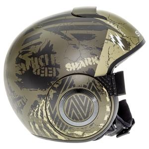 Shark Street Drak Helmet side