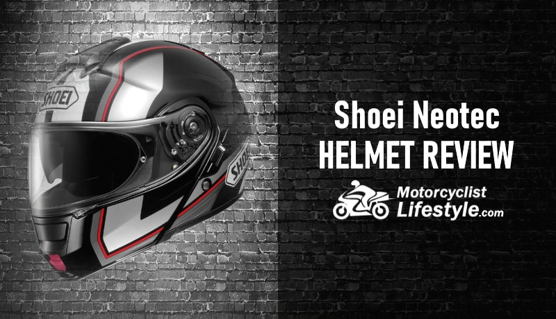 Shoei Neotec Motorcycle Helmet Review