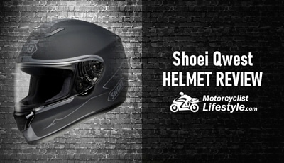 Shoei Qwest Motorcycle Helmet Review