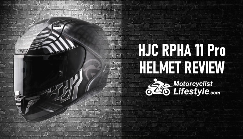 HJC RPHA 11 Pro Motorcycle Helmet Review