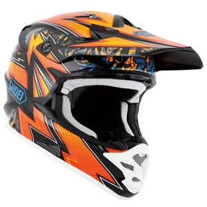 Shoei VFX-W Helmet side