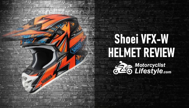 Shoei VFX-W Motorcycle Helmet Review