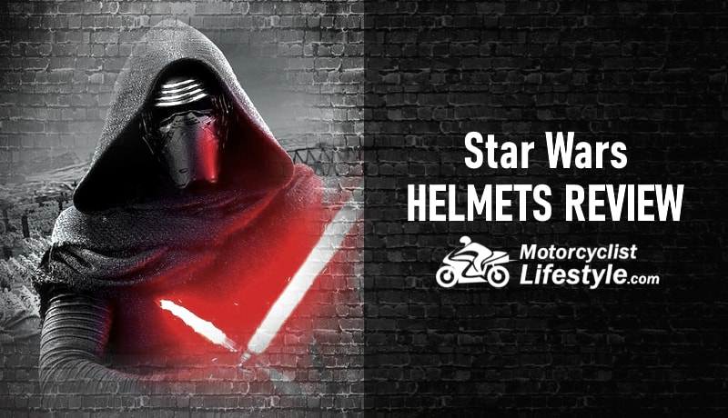 Star Wars Motorcycle Helmets Review