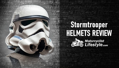 Stormtrooper Motorcycle Helmets Review