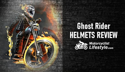 Ghost Rider Motorcycle Helmets Review
