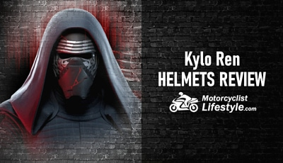 Kylo Ren Motorcycle Helmets Review