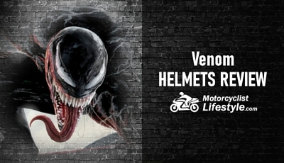 Venom Motorcycle Helmets Review