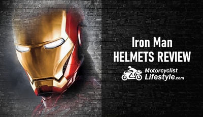 Iron Man Motorcycle Helmets Review