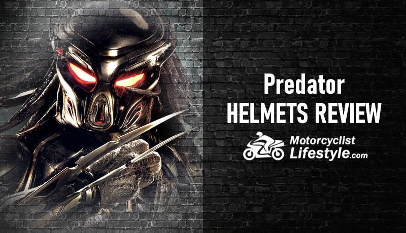Predator Motorcycle Helmets Review