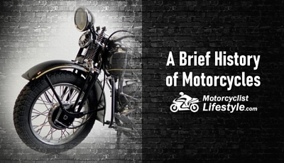 Brief History of Motorcycles