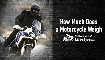 How Much Does a Motorcycle Weigh