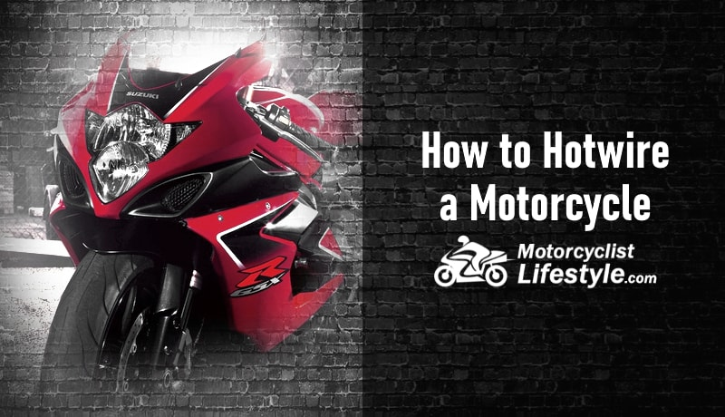 How to Hotwire a Motorcycle