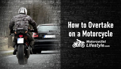 How to Overtake on a Motorcycle