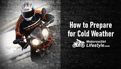 How to Prepare for Cold Weather on a Motorcycle