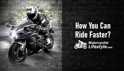 How You Can Ride Faster