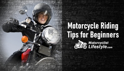 Motorcycle Riding Tips for Beginners