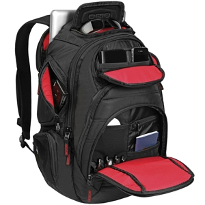 Ogio Renegade RSS Backpack pockets
