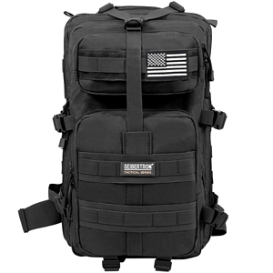 Seibertron 37L Motorbike Backpack