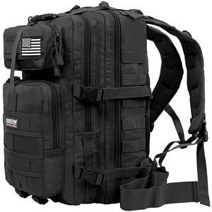 Seibertron 37L Motorbike Backpack side