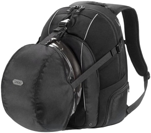 Shoei 2.0 Backpack with helmet