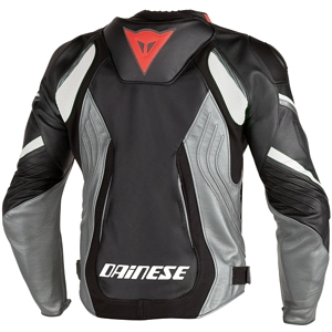 Dainese Super Speed D1 Racing Leather Jacket back