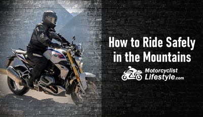 How to Ride Safely in the Mountains