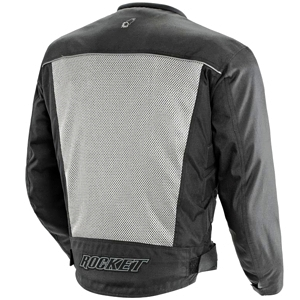 Joe Rocket Velocity Mesh Jacket back