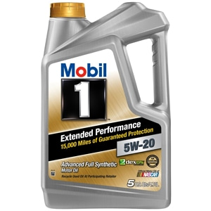 Mobil 1 Extended Performance Full Synthetic Motor Oil