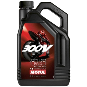 Motul 300V Road Racing Synthetic Motor Oil