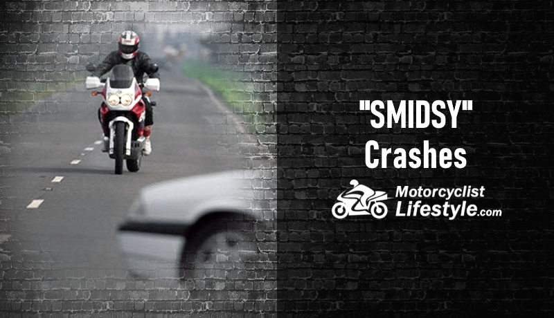 SMIDSY Motorcycle Crashes