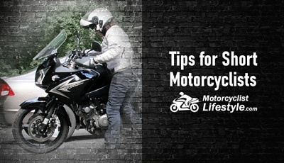 Tips for Short Motorcyclists