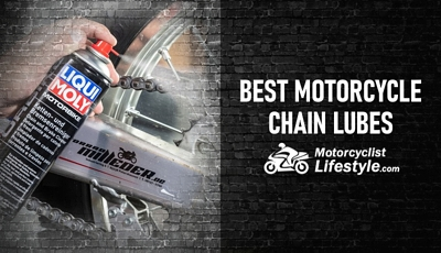Best Motorcycle Chain Lubes Review