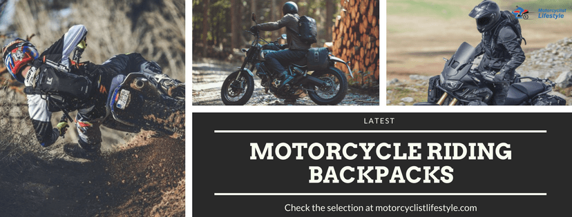 Motorcycle Backpacks Guide