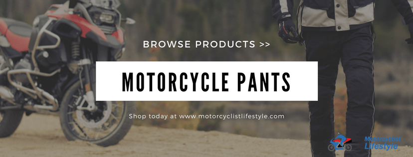 Motorcycle Pants Guide
