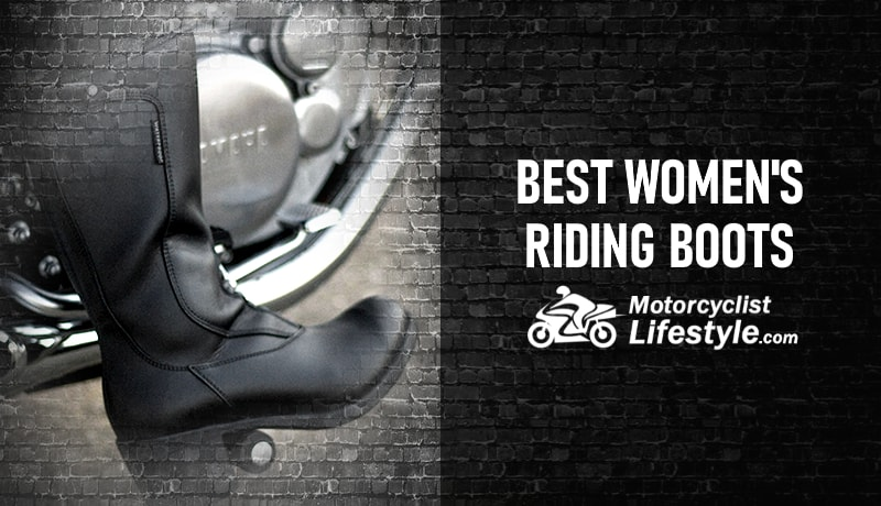 Best Womens Motorcycle Boots Review
