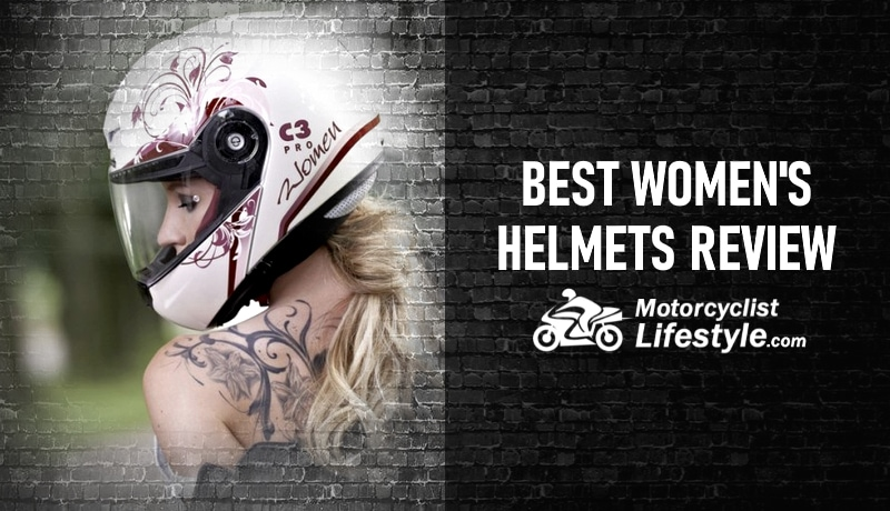 best women's motorcycle helmets review