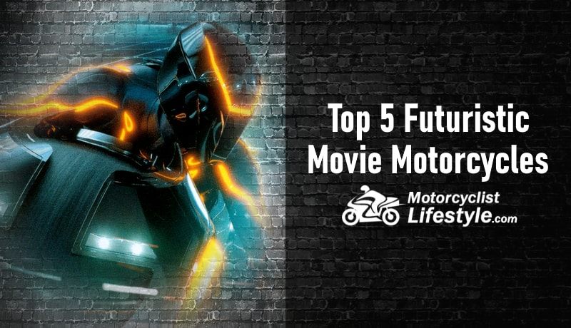 Futuristic Movie Motorcycles