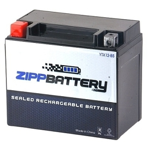 Sealed AGM Motorcycle Battery