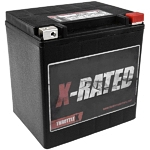 MX20L 500+ CCA Motorcycle Battery