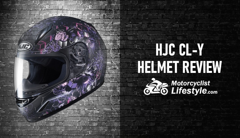 HJC CL-Y Motorcycle Helmet Review