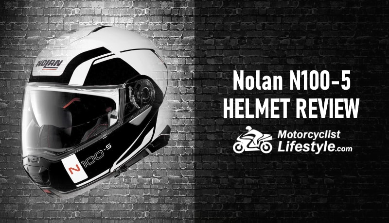 Nolan N100-5 Motorcycle Helmet Review