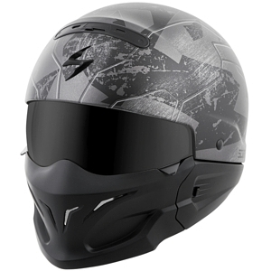 Scorpion Covert Helmet front