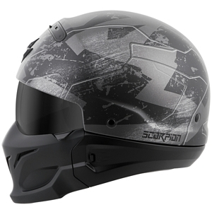Scorpion Covert Helmet side