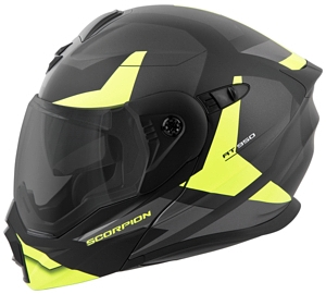 Scorpion EXO-AT950 Helmet side