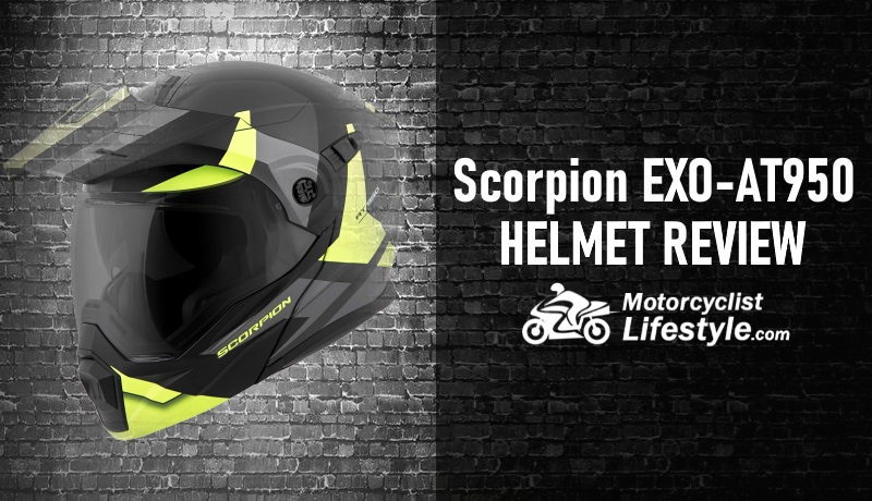 Scorpion EXO-AT950 Motorcycle Helmet Review