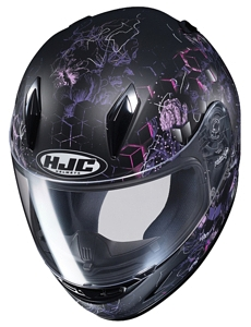HJC CL-Y Youth Helmet front