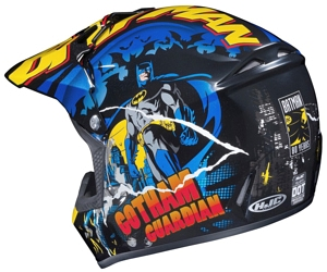 HJC Youth CL-XY 2 Helmet back